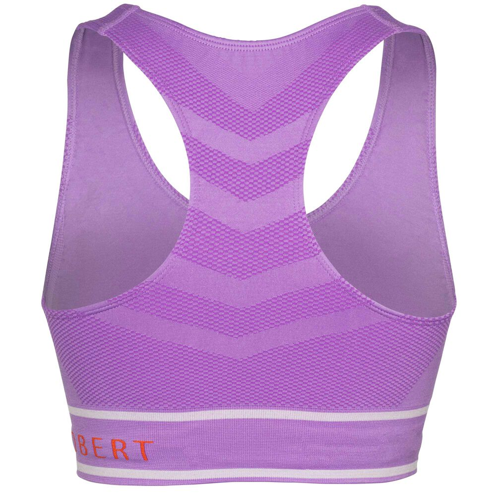 Sport bh medium support, violet harmony, hi-res